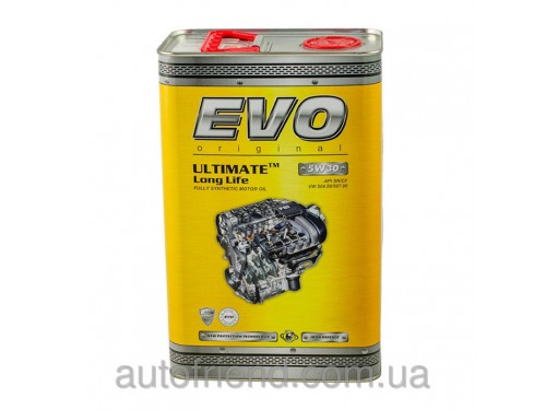 EVO ULTIMATE LongLife 5W-30 Моторное масло 1л
