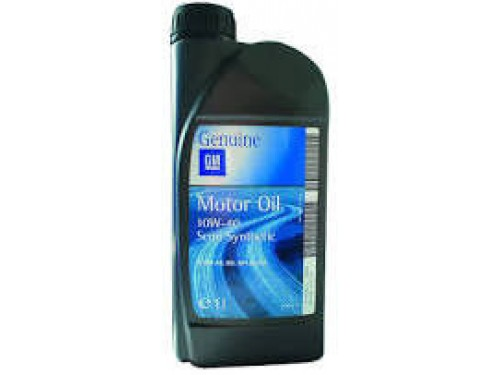 GM Motor Oil Semi Synthetic 10W-40 1л