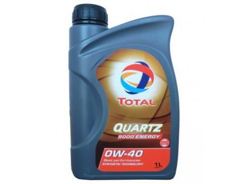 TOTAL Quartz 9000 Energy 0W-40 1л
